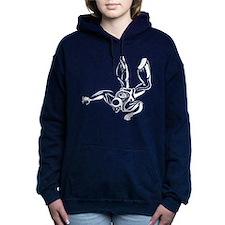 Skydiver Women's Hooded Sweatshirt