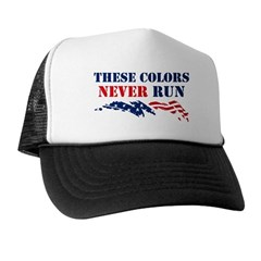 Colors Never Run Trucker Hat