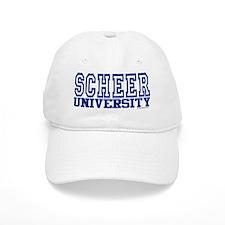 SCHEER University Cap