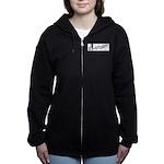 Retro California Women's Zip Hoodie