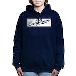 Retro California Women's Hooded Sweatshirt