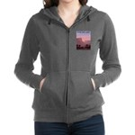 Colorado Sunset Women's Zip Hoodie