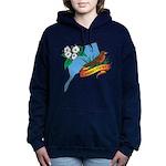 Connecticut Women's Hooded Sweatshirt