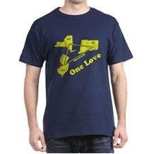 NY, NJ & CT - One Love T-Shirt