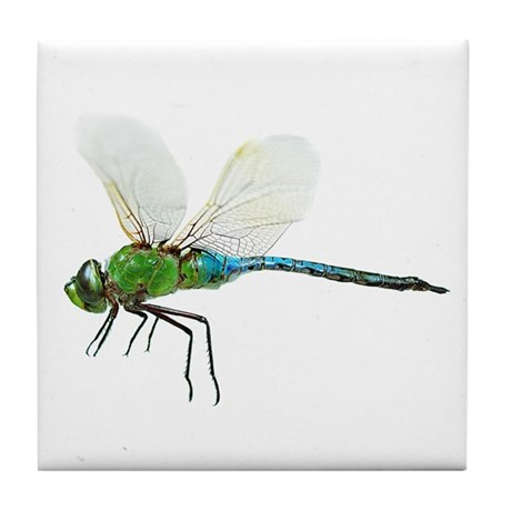 Dragonfly 3 Tile Coaster
