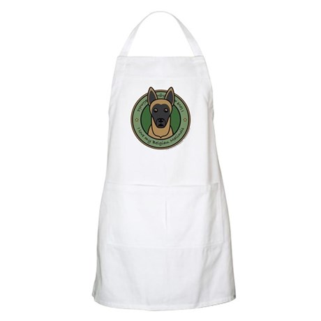 Love My Malinois BBQ Apron