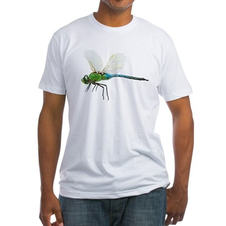 Dragonfly 3 Fitted T-Shirt