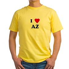 I Love AZ T