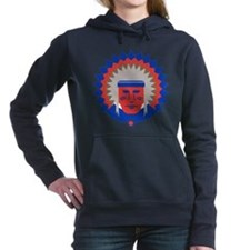 Native American Women's Hooded Sweatshirt