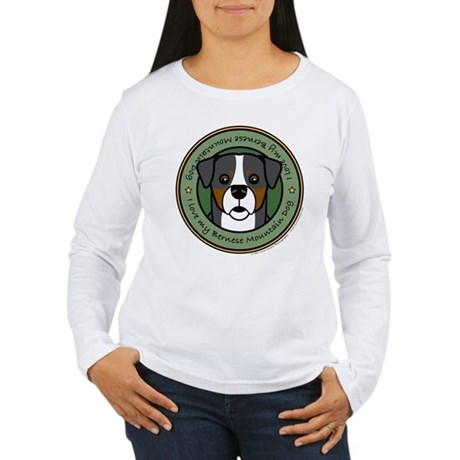 Love My Berner Women's Long Sleeve T-Shirt