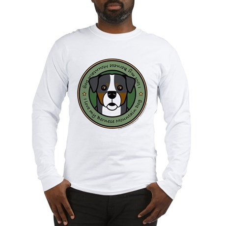 Love My Berner Long Sleeve T-Shirt