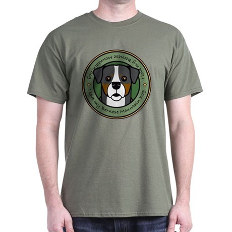 Love My Berner Dark T-Shirt