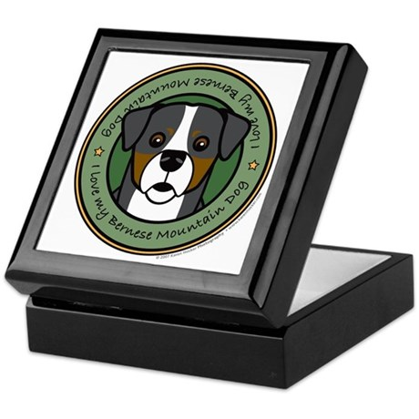 Love My Berner Keepsake Box