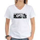 """NAS JAX"" 2 pics of a plane Shirt"