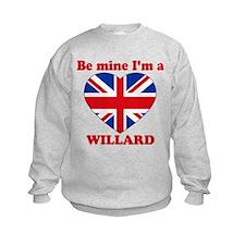 Willard, Valentine's Day Sweatshirt