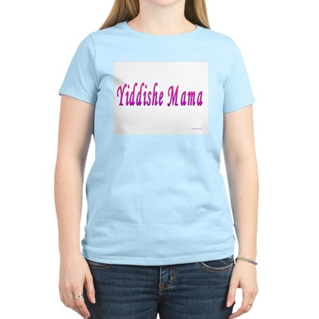 Yiddish Yiddishe Mama Women's Light T-Shirt