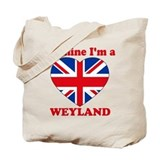 Weyland, Valentine's Day Tote Bag