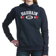 Bahrain 1971 Women's Hooded Sweatshirt