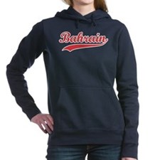 Retro Bahrain Women's Hooded Sweatshirt