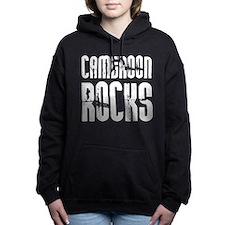 Cameroon Rocks Women's Hooded Sweatshirt