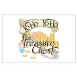 Treasure Chest Large Poster