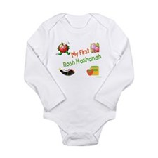 My First Rosh Hashanah Body Suit