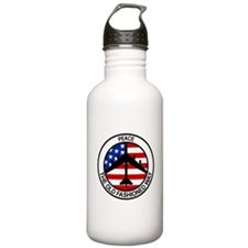 Cute Air force Water Bottle