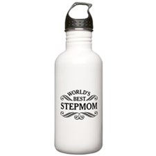 Worlds Best Stepmom Water Bottle