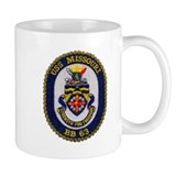 USS MISSOURI Coffee Mug