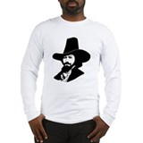 Strk3 Guy Fawkes Long Sleeve T-Shirt