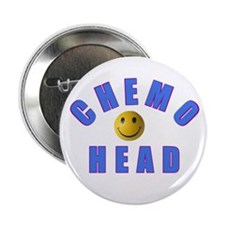 """CHEMO HEAD 2.25"""" Button (100 pack)"""