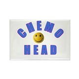 CHEMO HEAD Rectangle Magnet (10 pack)