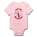 July Firecracker Infant Bodysuit