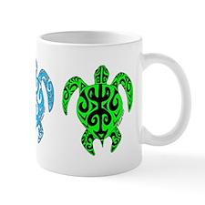 Tribal Turtle Mug