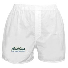 Avellino Italy Boxer Shorts