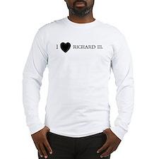 richardiii Long Sleeve T-Shirt