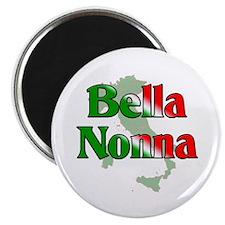"Bella Nonna 2.25"" Magnet (10 pack)"