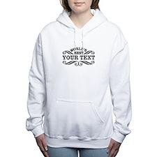 Universal Gift Women's Hooded Sweatshirt