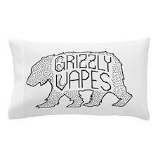 Unique Grizzly Pillow Case