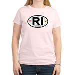 Indonesia Intl Oval Women's Light T-Shirt