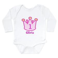 Custom Princess Baby Suit