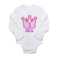 Custom Princess Onesie Romper Suit
