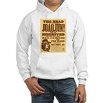 The Head of Joaquin Hooded Sweatshirt