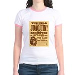 The Head of Joaquin Jr. Ringer T-Shirt