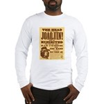The Head of Joaquin Long Sleeve T-Shirt