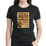 The Head of Joaquin Women's Dark T-Shirt