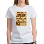 The Head of Joaquin Women's T-Shirt