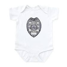 North Dakota Highway Patrol Infant Bodysuit