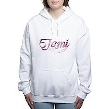Cool Samantha Women's Hooded Sweatshirt