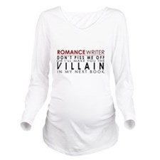 Cute Happily ever after Long Sleeve Maternity T-Shirt